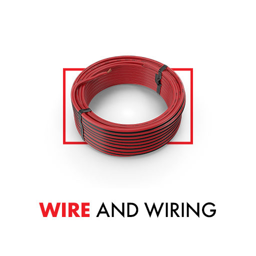 Wire and Wiring Accessories