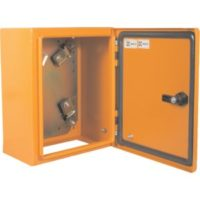 MILD STEEL ENCLOSURE - (ST8-123 )