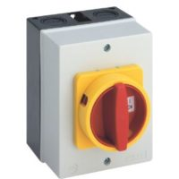 ENCLOSED ISOLATORS - 2 Pole (MED220 )