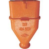 BUSCH-DIN METAL CLAD - 500 (61063)