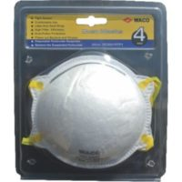 4 PACK DUST MASKS