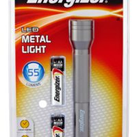 ENERGIZER 2AA METAL LIGHT